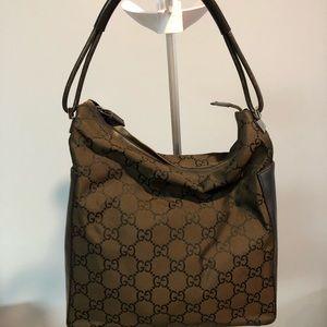 Gucci shoulder Brown Bag